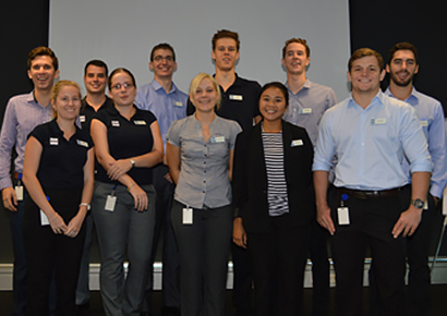 North Queensland graduates join GHD