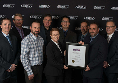 Project of the Year Awards 2016 from the Ontario Public Works Association (OPWA)