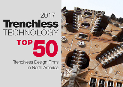 2017 Top 50 Trenchless Technology