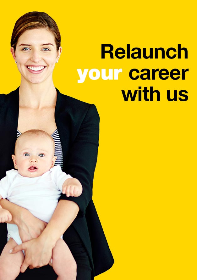 Careers Re-launch