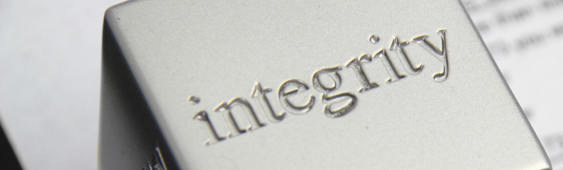 Integrity Management