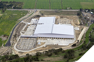 ALDI Dandenong Distribution Facility