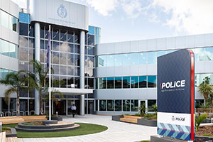 Auckland Central Police Station