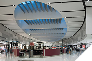 Sydney International Airport -Terminal One